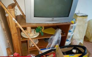 Chaoten Wohnung - Abstellraum