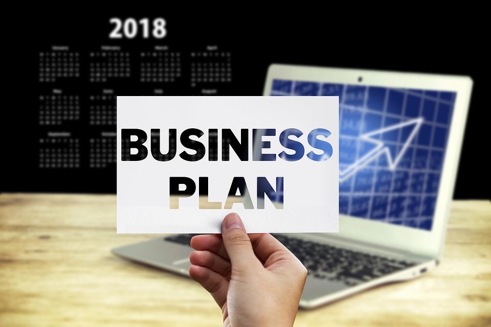 Businessplan schreiben 2018