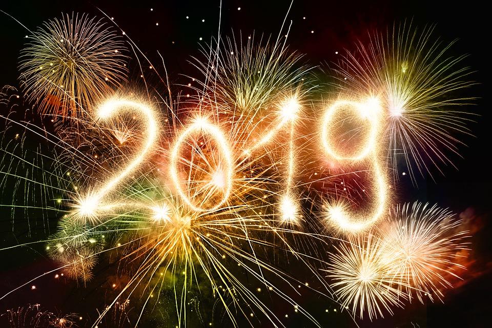 Silvester und Feuerwerk 2019